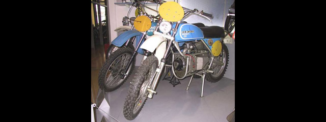 Wankel Enduro motorcycle