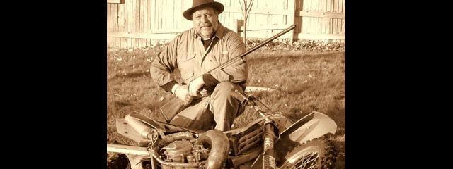 Charlie Williams of Gonzo Rider
