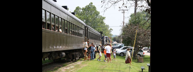 Whitewater Valley Railroad, An Operating Railroad Museum